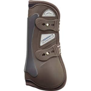 Gamasche Olympus Front in brown
