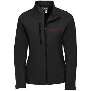 ZK Damen Softshell Jacke in Classic - schwarz