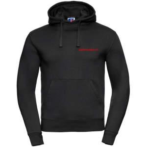 ZK ZRFV Kamen Herren Authentic Hooded Sweat in schwarz