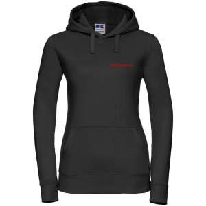 ZK ZRFV Kamen Damen Authentic Hood in schwarz