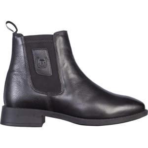 Stiefelette Premium Olden in schwarz