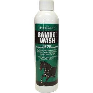 Pferdedecken-Waschmittel Rambo Rug Wash 250ml