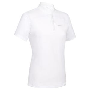 Turniershirt Damen Jeanne in weiß