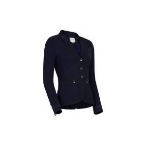 Turnierjacket Damen Victorine Embroidery SS21 in navy