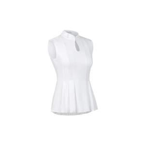 Shirt Phoebe Sleeveless SS21 in weiß