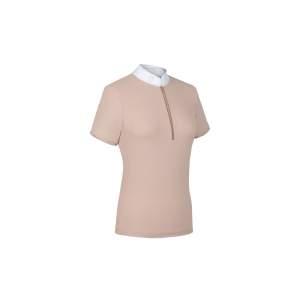 Shirt Damen Aloise SS21 in puderpink/rosegold
