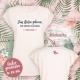 Thumbnail T-Shirts: T-Shirt Zum reiten geboren ... für Erwachsene in rose std-fashion-201901 von #soulhorse
