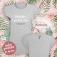 Thumbnail Designshirts, T-Shirts: T-Shirt Schleifenfrei von #Soulhorse in grau std-fashion-201907-grau von #soulhorse