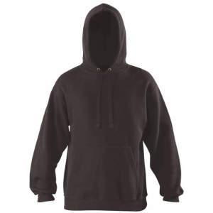 Herren Kapuzen Pullover in Charcoal