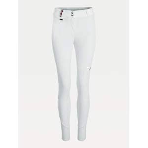 Turnierreithose Damen Kniegrip Style TH in Optic White
